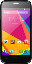 Blu - Studio 5.0 HD LTE 4G with 8GB Memory Cell Phone (Unlocked) - Black