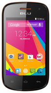 Blu - Dash 3.5 II 4G Cell Phone (Unlocked) - Orange