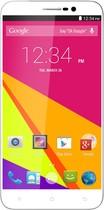 Blu - Studio 6.0 LTE 4G with 16GB Memory Cell Phone (Unlocked) - White