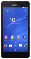 Sony - Xperia Z3 Compact 4G with 16GB Memory Cell Phone (Unlocked) - Black