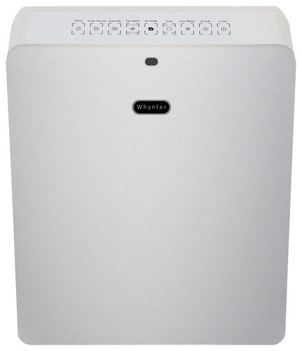Whynter - EcoPure Personal Air Purifier - Silver