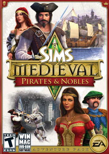 PC-THE SIMS MEDIEVAL:...