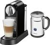 Nespresso - Citiz D111 ECO Single-Serve Coffeemaker with Aero+ - Limousine Black