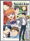 Monthly Girls Nozaki-kun (dvd) (3 Disc) 30020315