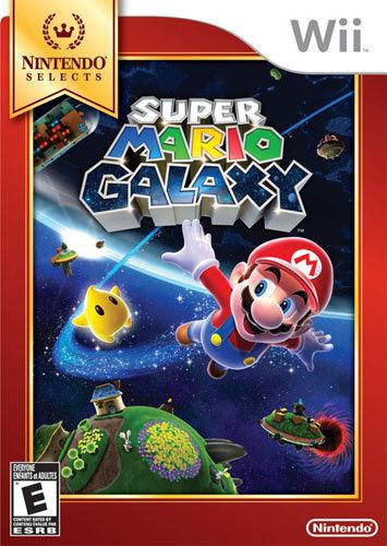 Nintendo Selects: Super Mario Galaxy - Nintendo Wii