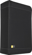 Case Logic - 128-Disc CD Wallet - Black