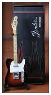 Axe Heaven - Fender® Telecaster® Officially Licensed Miniature Guitar Replica - Sunburst