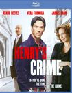 Henry's Crime [blu-ray] 3003781