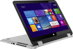 "HP - ENVY 2-in-1 15.6"" Touch-Screen Laptop - Intel Core i5 - 8GB Memory - 1TB Hard Drive - Natural Silver/Black"