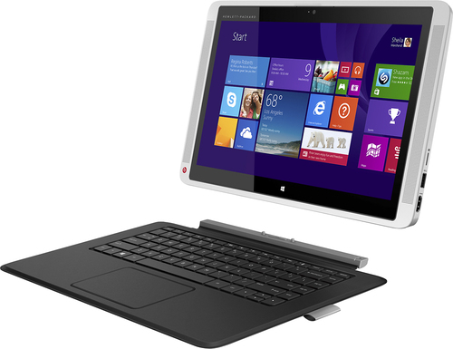 "HP ENVY 2-in-1 15.6"" Touch-Screen Laptop Intel Core M 8GB Memory 500GB Hard Drive Natural Silver 15-c101dx"
