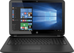 "HP - 15.6"" Touch-Screen Laptop - Intel Core i3 - 6GB Memory - 750GB Hard Drive - Black"