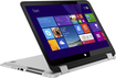 "HP - ENVY 2-in-1 15.6"" Touch-Screen Laptop - Intel Core i7 - 12GB Memory - 1TB Hard Drive - Natural Silver/Black"