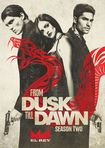 From Dusk Till Dawn: The Series - Season 2 [3 Discs] (dvd) 30086162