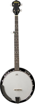 Washburn - 5-String Full-Size Banjo - Natural