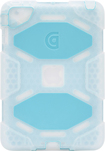 Griffin Technology - Survivor Case for Apple iPad mini and iPad mini with Retina Display - Clear/Blue