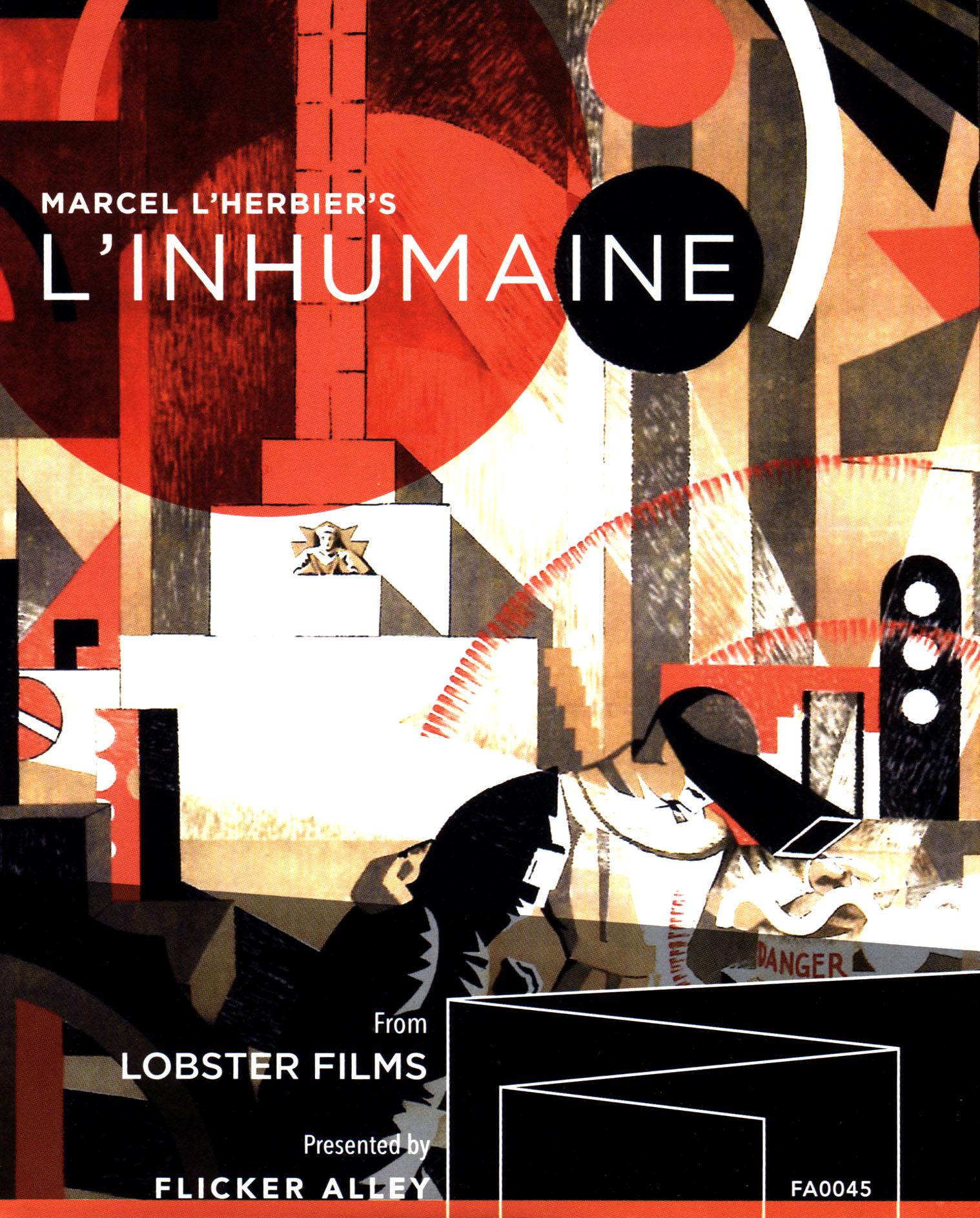 L'inhumaine [blu-ray] 30109862