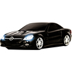 Road Mice - Mercedes SL550 Series Car Mouse - Black