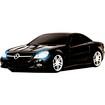 Road Mice - Mercedes SL550 Series Car Mouse - Black