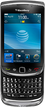 BlackBerry - Torch 9800 Mobile Phone (Unlocked) - Black