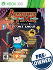 Adventure Time: Explore the Dungeon Because I DON'T KNOW - PRE-OWNED - Xbox 360