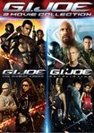 G.i. Joe: The Rise Of Cobra/g.i. Joe: Retaliation [2 Discs] (dvd) 30121176