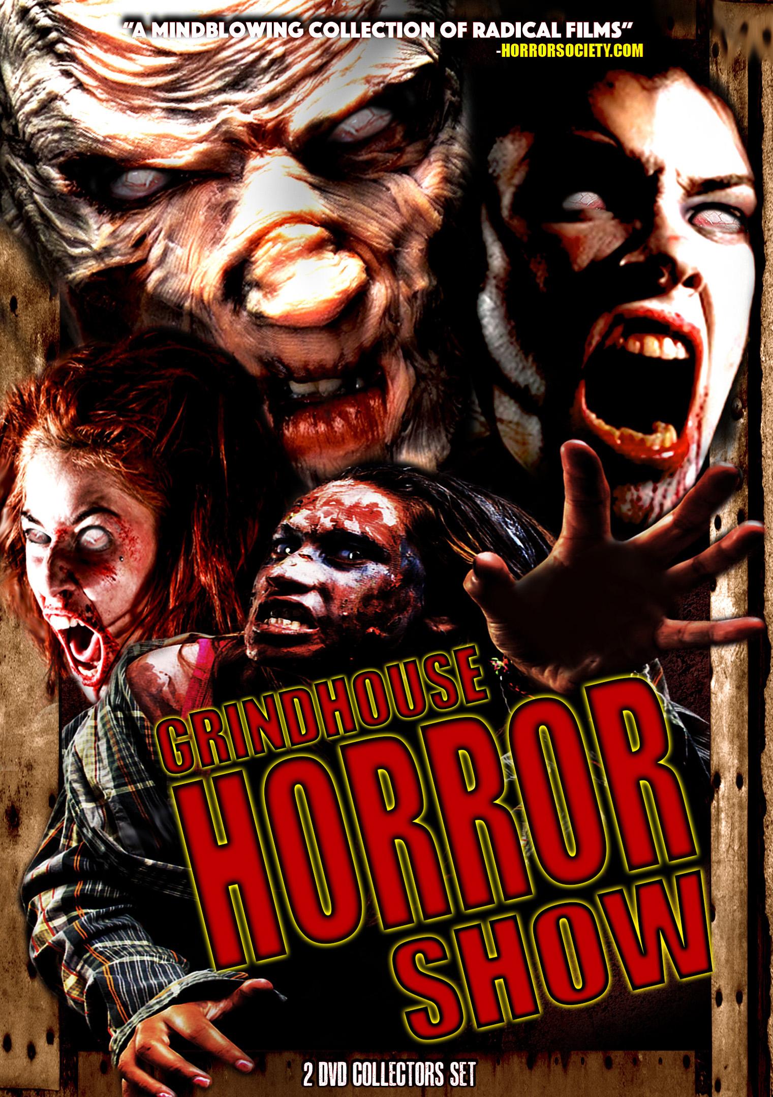 Grindhouse Horror Show [2 Discs] (dvd) 30130859