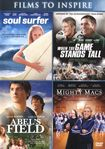 Abel's Field/the Might Macs/soul Surfer/when The Game Stands Tall (dvd) 30152216