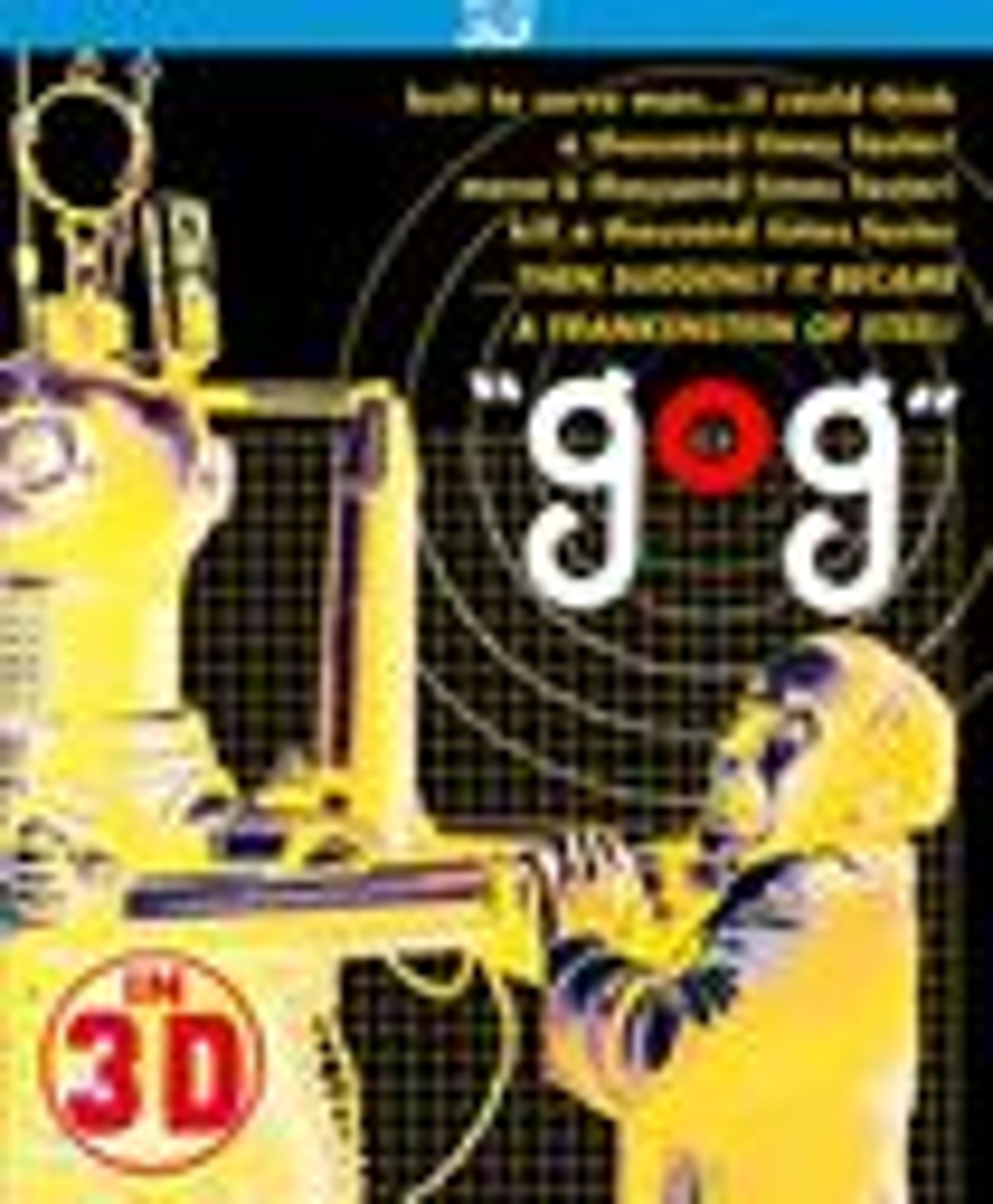 Gog [3d] [blu-ray] 30171463