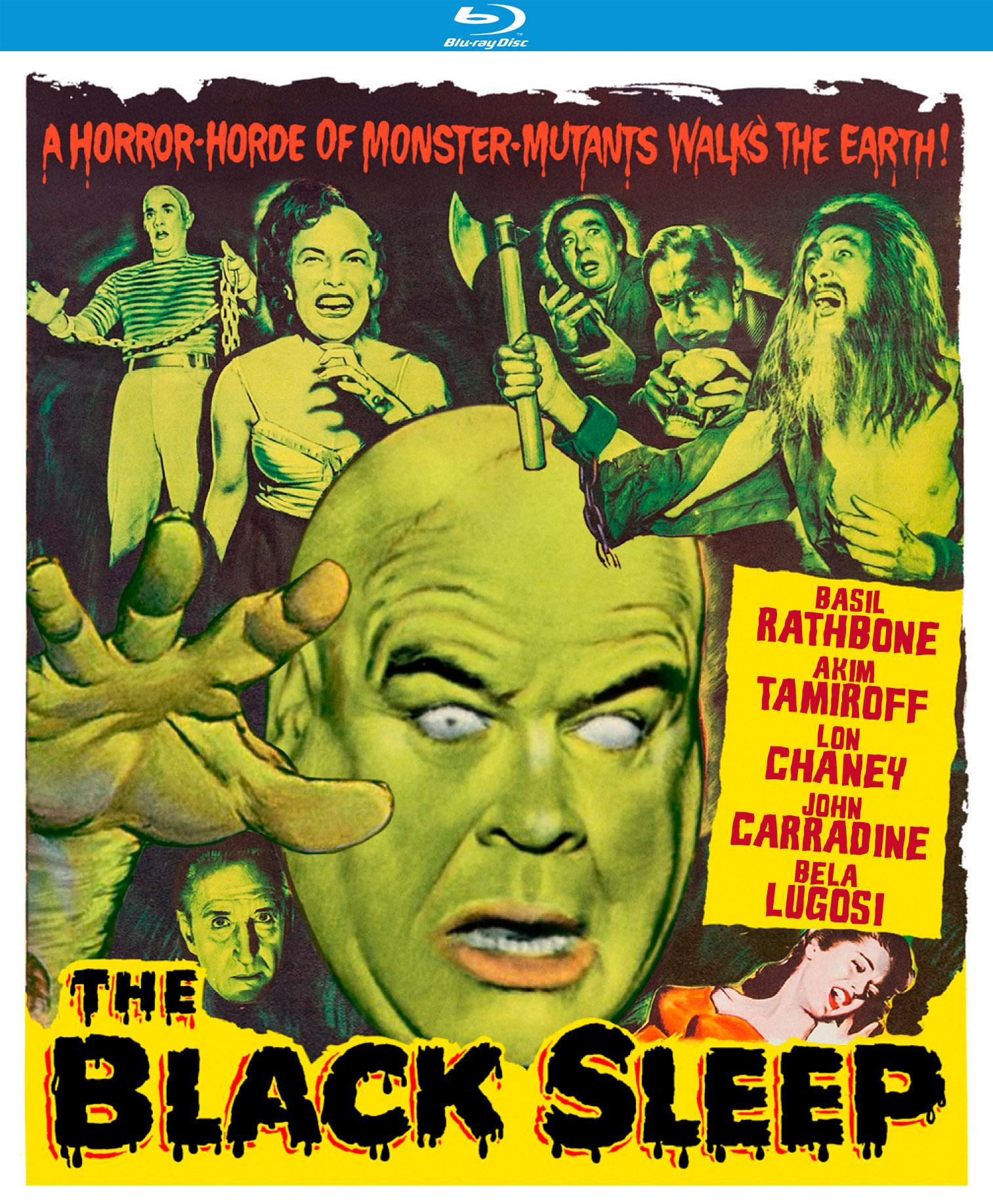 The Black Sleep [blu-ray] 30171589