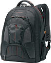 Samsonite - Tectonic Large Backpack - Black/Orange
