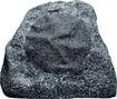 Russound - Single-Point Stereo Outdoor Rock Loudspeaker (Each) - Gray Granite