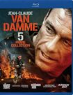 Jean-claude Van Damme: 5 Movie Collection [blu-ray] [2 Discs] 30260445