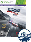 Need for Speed: Rivals - PRE-OWNED - Xbox 360