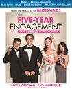 The Five-year Engagement [ultraviolet] [includes Digital Copy] [blu-ray/dvd] [2 Discs] 30269608