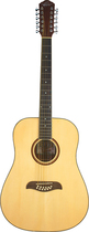 Oscar Schmidt - 6-String Full-Size Acoustic Guitar - Natural