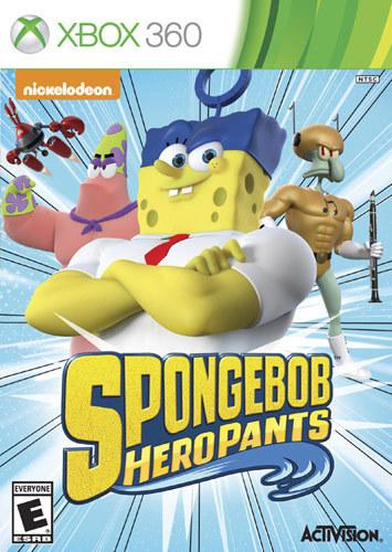 SpongeBob HeroPants - Xbox 360