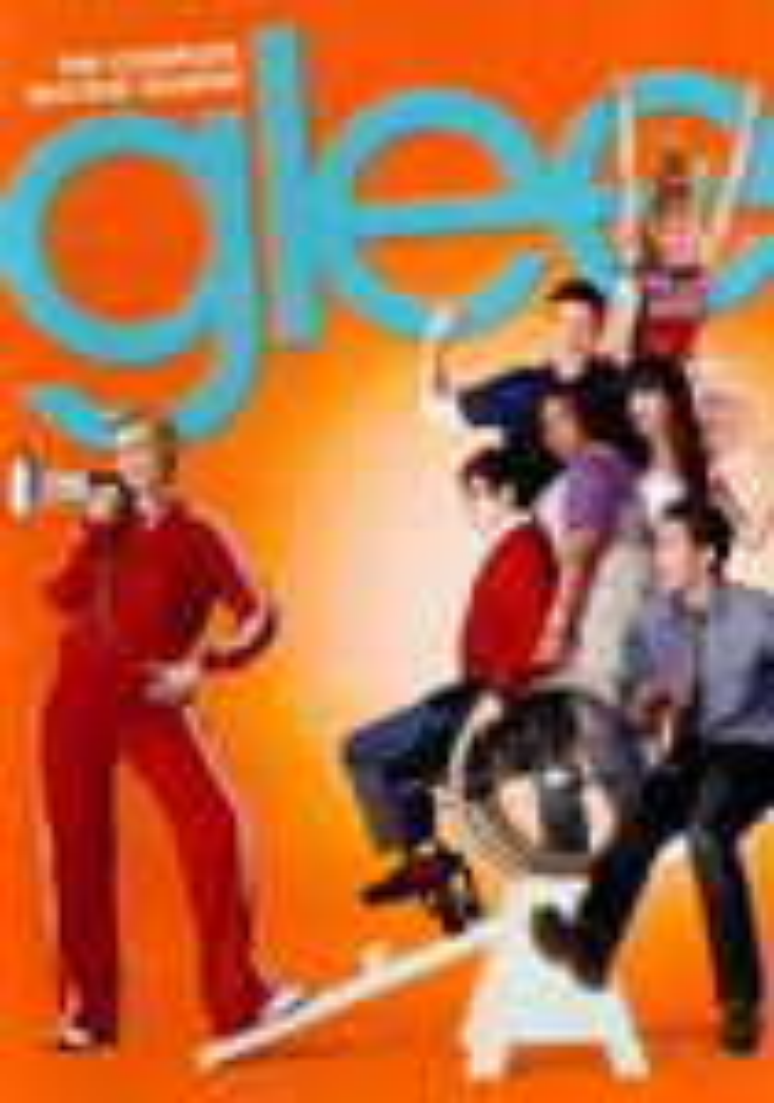 Glee: The Complete Second Season [6 Discs] (dvd) 3039155