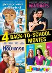 4 Back-to-school Movies [3 Discs] (dvd) 3041439