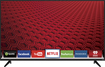 "VIZIO - E-Series 50"" Class (49.5"" Diag.) - LED - 1080p - Smart - HDTV - Black"
