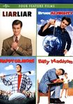 Liar Liar/bruce Almighty/happy Gilmore/billy Madison [2 Discs] (dvd) 3044006