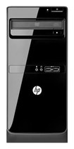 HP - Desktop - Intel Pentium - 4GB Memory - 500GB Hard Drive - Black