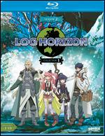 Log Horizon 2 Collection 1 (Blu-ray Disc) (2 Disc)