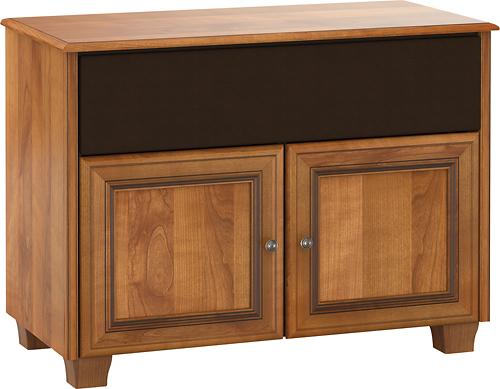 "Salamander Designs - Chameleon Venice Cabinet for Flat-Panel TVs Up to 46"" - Cherry"