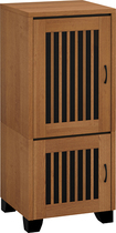 Salamander Designs - Chameleon Sonoma Cabinet for Flat-Panel TVs Up to 32""
