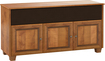 "Salamander Designs - Chameleon Venice Cabinet for Flat-Panel TVs Up to 65"" - Cherry"