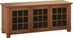 Salamander Designs - A/V Equipment Cabinet - Cherry