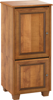 "Salamander Designs - Chameleon Venice Cabinet for Flat-Panel TVs Up to 32"" - Cherry"