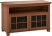 "Salamander Designs - A/V Basics Cabinet for Flat-Panel TVs Up to 52"" - Cherry"