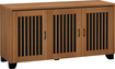 Salamander Designs - Chameleon A/V Equipment Cabinet - American cherry
