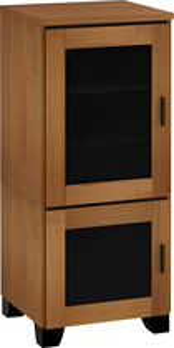 "Salamander Designs - Chameleon Elba Audio Cabinet for Flat-Panel TVs Up to 32"" - Cherry"